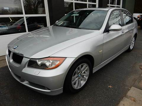 2006 BMW 3 Series for sale at Village Auto Sales in Milford CT