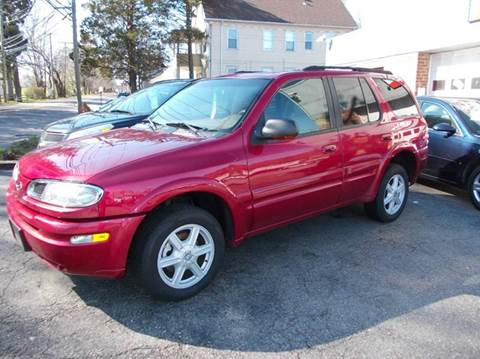 2002 Oldsmobile Bravada for sale at Village Auto Sales in Milford CT