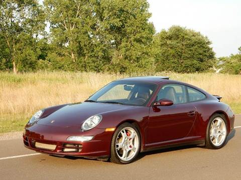 2007 Porsche 911 for sale at Village Auto Sales in Milford CT