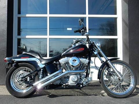 2004 Harley-Davidson Softtail for sale at Village Auto Sales in Milford CT