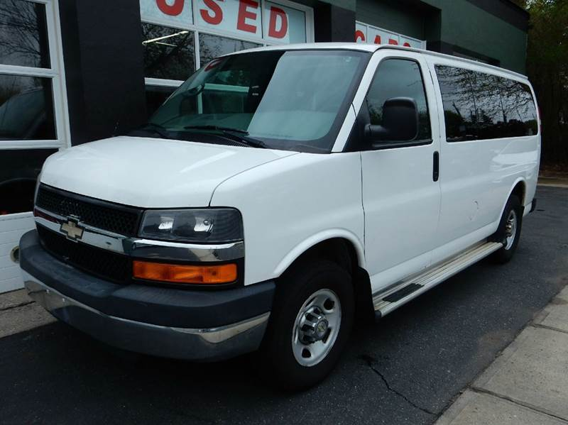 2009 Chevrolet Express Passenger for sale at Village Auto Sales in Milford CT