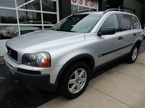 2006 Volvo XC90 for sale at Village Auto Sales in Milford CT
