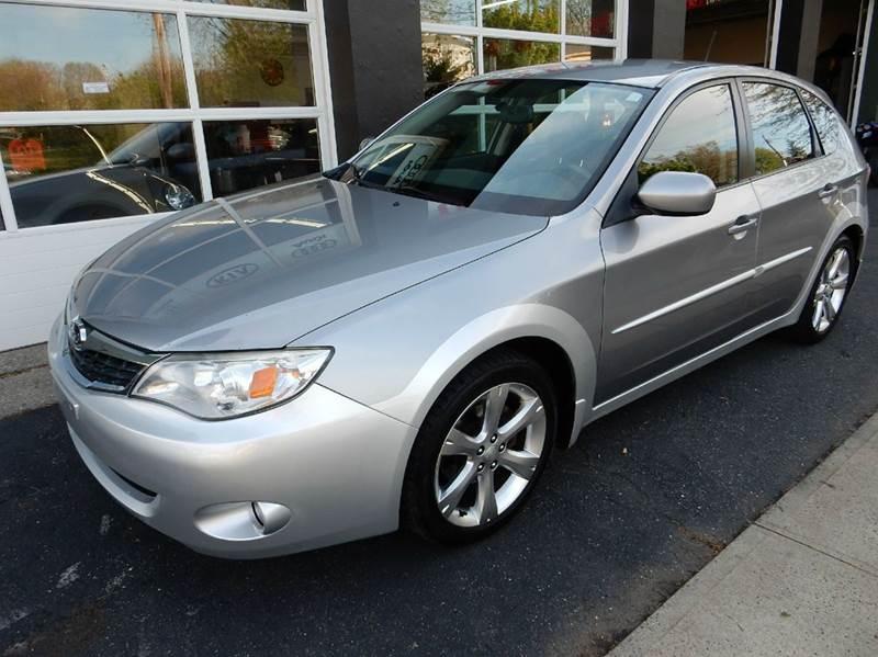 2008 Subaru Impreza for sale at Village Auto Sales in Milford CT