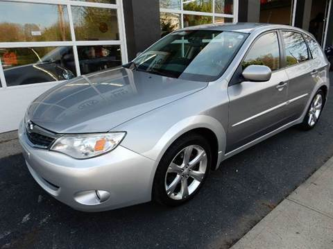 2008 Subaru Impreza for sale at Village Auto Sales in Milford CT