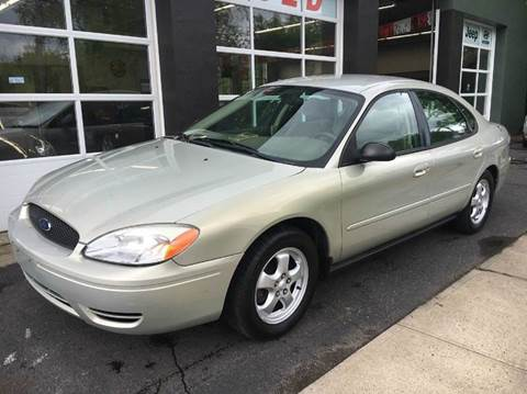 2005 Ford Taurus for sale at Village Auto Sales in Milford CT