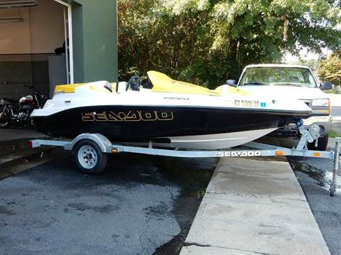 2011 Sea-Doo 150 Speedster for sale at Village Auto Sales in Milford CT