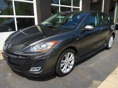 2011 Mazda MAZDA3 for sale at Village Auto Sales in Milford CT
