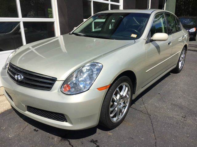 2006 Infiniti G35 for sale at Village Auto Sales in Milford CT
