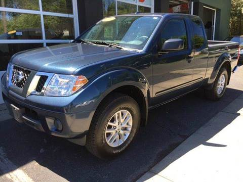 2015 Nissan Frontier for sale at Village Auto Sales in Milford CT
