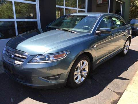 2010 Ford Taurus for sale at Village Auto Sales in Milford CT