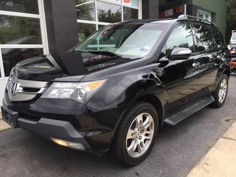 2008 Acura MDX for sale at Village Auto Sales in Milford CT