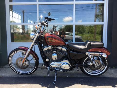 2012 Harley-Davidson Sportster for sale at Village Auto Sales in Milford CT