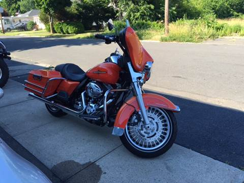 2012 Harley-Davidson Ultra Classic Electra Glide for sale at Village Auto Sales in Milford CT