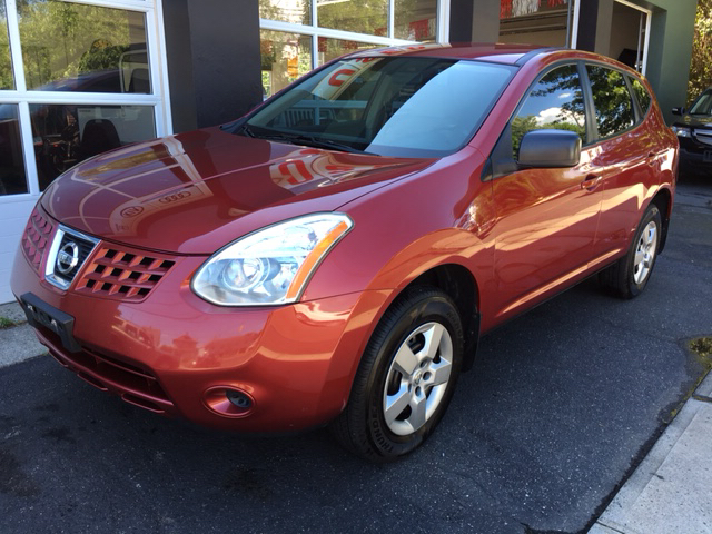 2008 Nissan Rogue for sale at Village Auto Sales in Milford CT