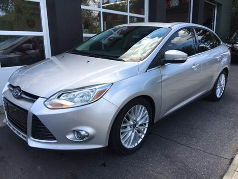 2012 Ford Focus for sale at Village Auto Sales in Milford CT