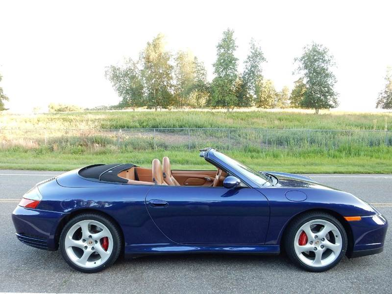 2004 Porsche 911 Carrera 4s Awd 2dr Cabriolet In Milford Ct