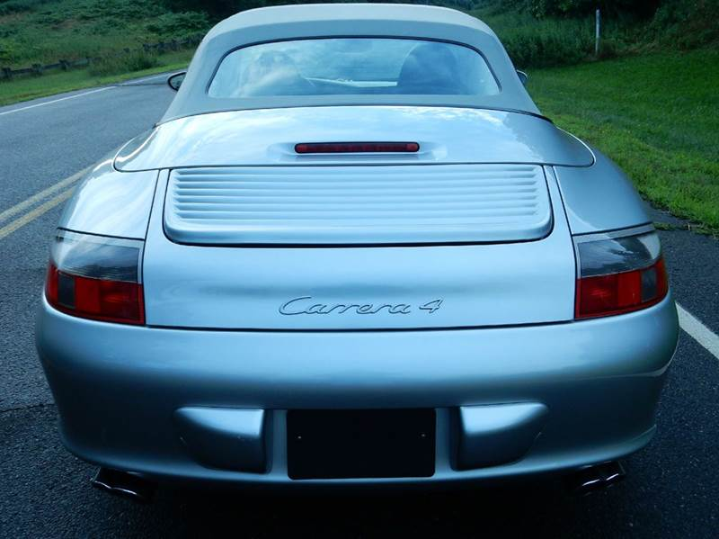 2003 Porsche 911 AWD Carrera 4 2dr Cabriolet - Ansonia CT