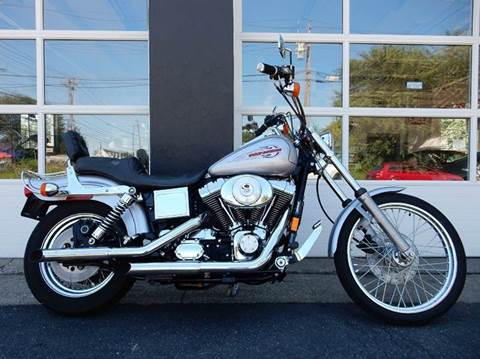 1999 Harley-Davidson WIDE GLIDE for sale at Village Auto Sales in Milford CT