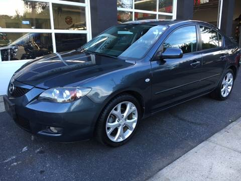 2009 Mazda MAZDA3 for sale at Village Auto Sales in Milford CT