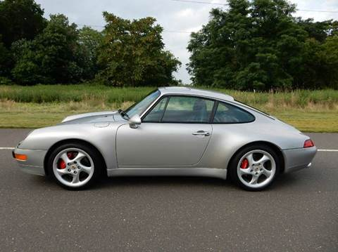 1997 Porsche 911 for sale at Village Auto Sales in Milford CT