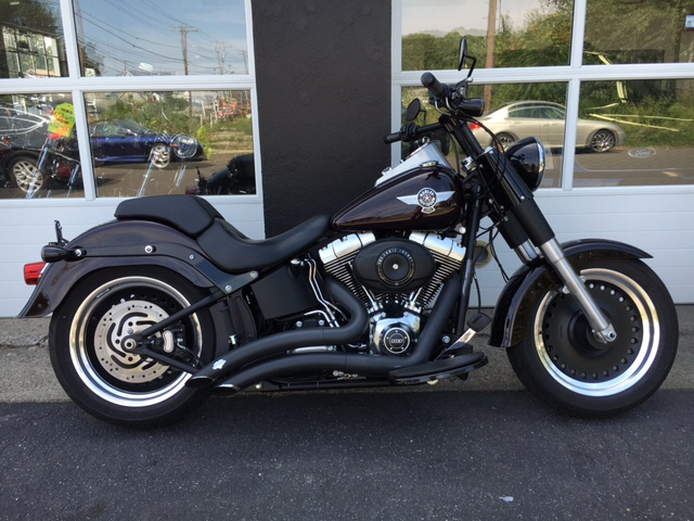 2014 Harley-Davidson FLSTFB Fat Boy Low W/ Abs - Ansonia CT