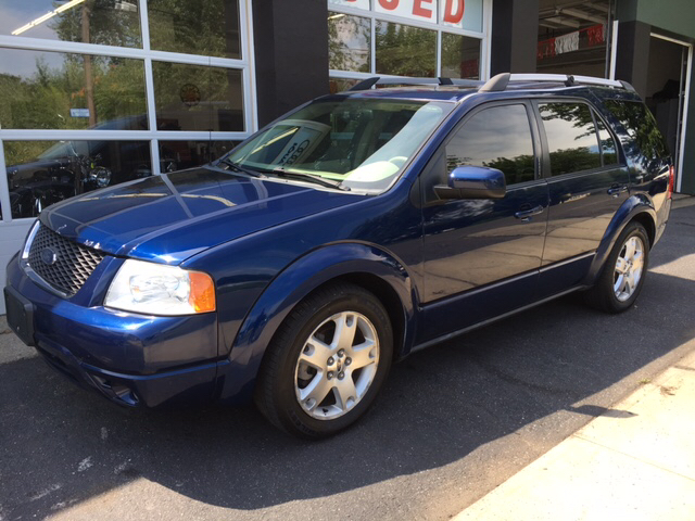 2005 Ford Freestyle for sale at Village Auto Sales in Milford CT