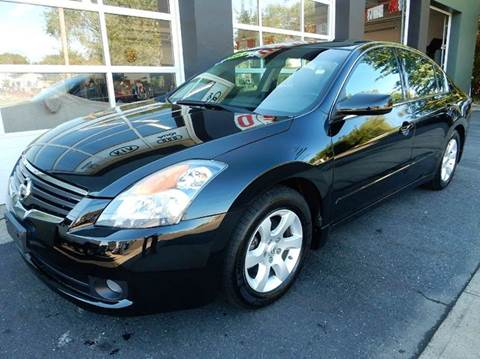2009 Nissan Altima for sale at Village Auto Sales in Milford CT