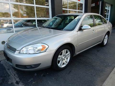 2007 Chevrolet Impala for sale at Village Auto Sales in Milford CT