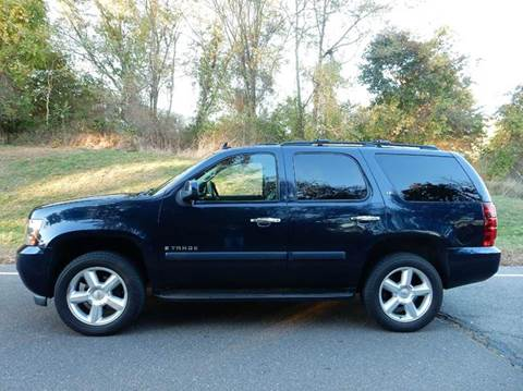 2008 Chevrolet Tahoe for sale at Village Auto Sales in Milford CT