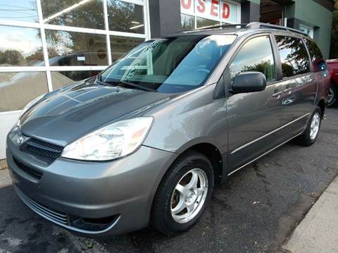 2004 Toyota Sienna for sale at Village Auto Sales in Milford CT