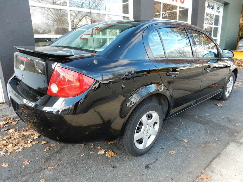2006 Chevrolet Cobalt LS 4dr Sedan - Ansonia CT