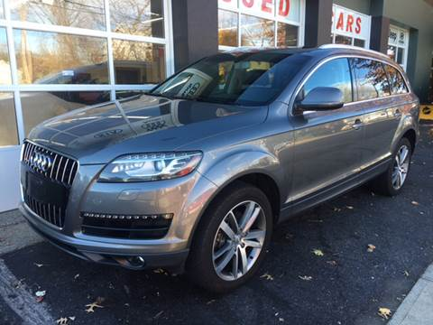 2011 Audi Q7 for sale at Village Auto Sales in Milford CT