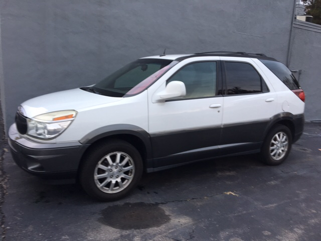 2005 Buick Rendezvous for sale at Village Auto Sales in Milford CT