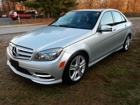 2011 Mercedes-Benz C-Class for sale at Village Auto Sales in Milford CT