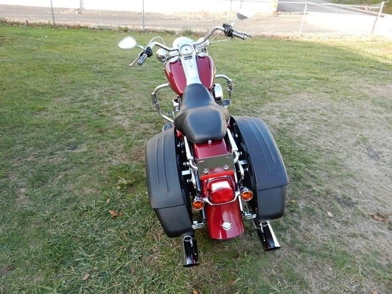 2004 Harley-Davidson Road King Custom - Ansonia CT