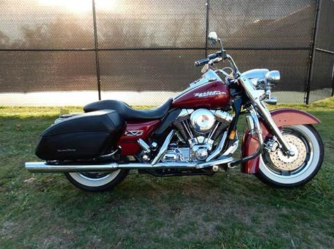 2004 Harley-Davidson Road King for sale in Ansonia, CT