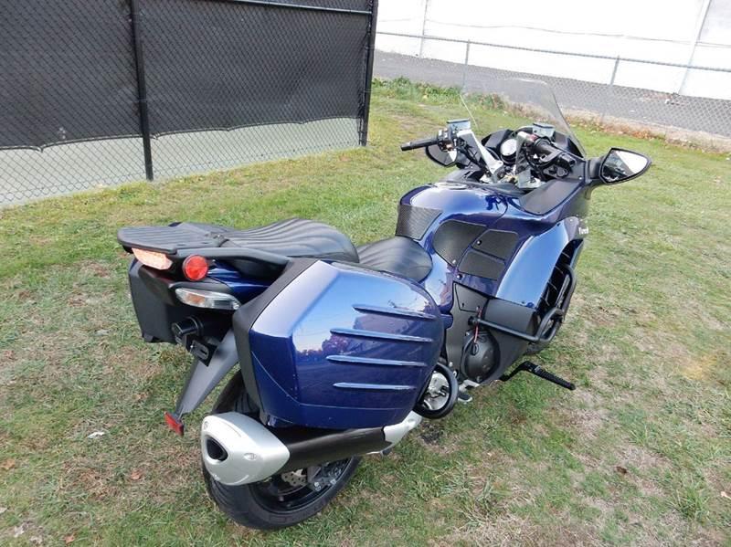 2013 Kawasaki Concours 14 ABS ZG 1400 ABS - Ansonia CT