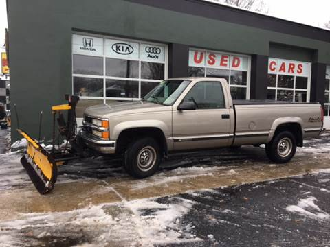 2000 Chevrolet C/K 2500 Series for sale at Village Auto Sales in Milford CT