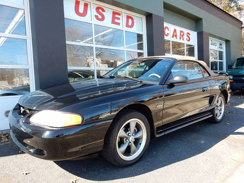 1996 Ford Mustang GT 2dr Convertible - Ansonia CT