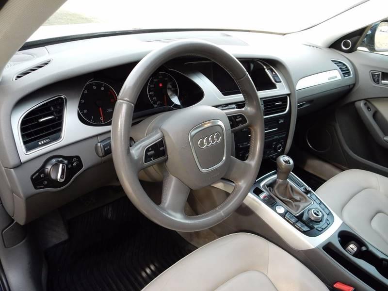 2010 Audi A4 AWD 2.0T quattro Prestige 4dr Sedan 6M - Ansonia CT