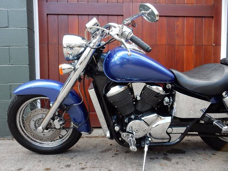 1999 Honda vt750cd2  - Ansonia CT