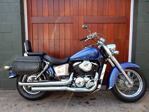 1999 Honda vt750cd2 for sale at Village Auto Sales in Milford CT