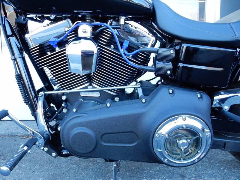 2015 Harley-Davidson wide glide fxdw - Ansonia CT
