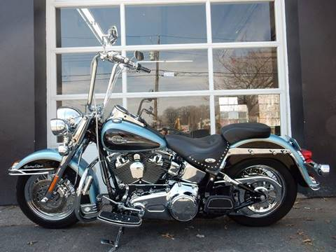 2007 Harley-Davidson Heritage Softail Classic for sale in Ansonia, CT