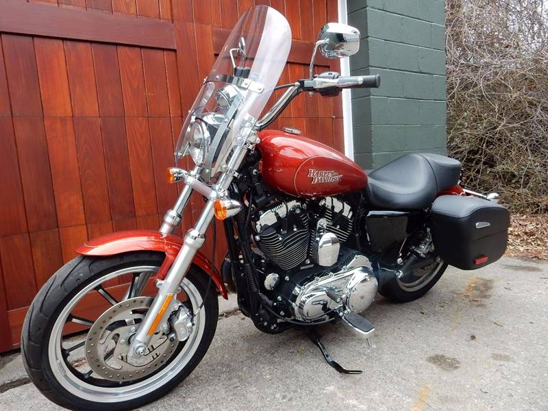 2014 Harley-Davidson Sportster 1200 T Super Low - Ansonia CT