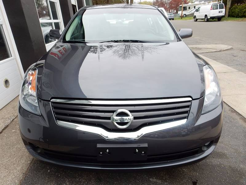 2009 Nissan Altima 2.5 S 4dr Sedan CVT - Ansonia CT