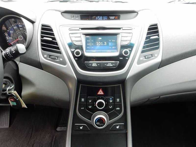 2015 Hyundai Elantra Sport 4dr Sedan - Ansonia CT