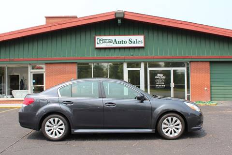 2011 Subaru Legacy for sale in Portage, MI