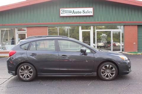 2014 Subaru Impreza for sale in Portage, MI