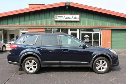 2013 Subaru Outback for sale in Portage, MI